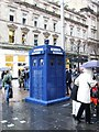 NS5965 : Converted police box by Thomas Nugent