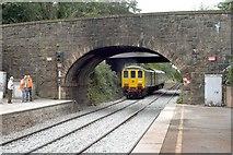 J3582 : Whiteabbey Station (2005) by Wilson Adams