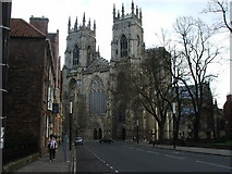 SE6052 : York Minster by Adam Simpson