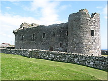 HP6201 : Muness Castle by Peter Jeynes
