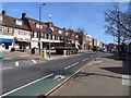 TQ1291 : Uxbridge Road, Hatch End, HA5 by John Salmon