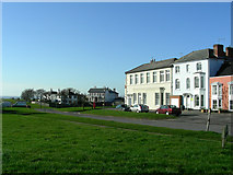 TM5075 : South Green - Southwold by John Winfield