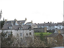 SH4862 : Houses in the old Llanberis Road and Victoria Road area from Tanrallt by Eric Jones