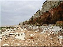 TF6741 : Hunstanton Cliffs by P A Woodward