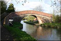 SP6989 : Rainbow Bridge lower end of Foxton Locks. by Richard Dear