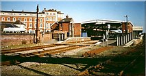 TA2609 : Grimsby Town Station by John Beal