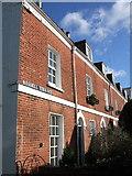 SX9193 : Russell Terrace, Exeter by Derek Harper