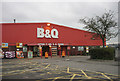 ST3086 : B&Q, Maesglas Retail Park, Newport. by Peter Wasp