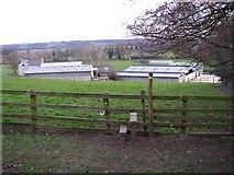 SE2646 : Stile near Ings Farm, Castley by Humphrey Bolton