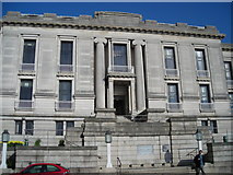 SN5981 : The National Library Of Wales by idris