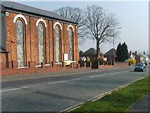 SO9394 : Hurst Hill Church by Gordon Griffiths