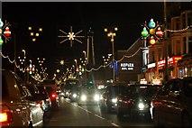 SD3036 : Blackpool lights by Mari Buckley