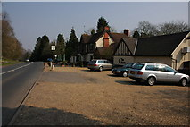 SO8881 : The Crown at Iverley by Philip Halling
