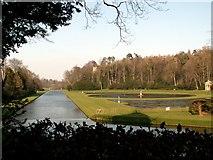 SE2768 : Water Garden by John Fielding