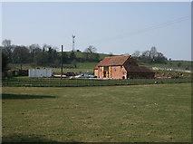 SO9575 : The Old Victorian Farm House by Geoff Gartside