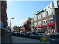 TQ3385 : Shacklewell Lane, E8 (2) by Danny P Robinson
