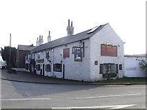 SK7431 : White Hart, Harby by al partington