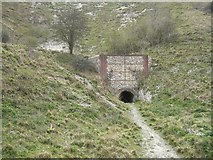 TQ2411 : Fulking lime kiln by Peter Cox