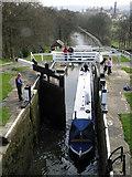 SE1039 : Bingley 5-rise Locks by Chris Heaton