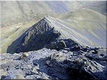 NY3228 : Sharp Edge, viewed from Atkinson Pike by Roger Cornfoot