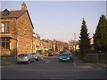 SE1039 : Staveley Road, off Park Road, Bingley by Humphrey Bolton