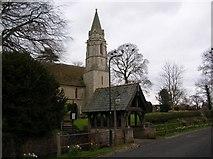 SE3265 : Bishop Monkton Church by DS Pugh