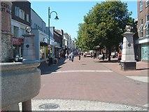 SZ6299 : High Street Gosport by Margaret Sutton
