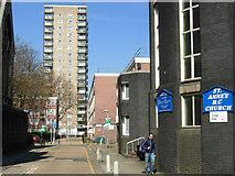 TQ2882 : Laxton Place, Regent's Park by Stephen McKay