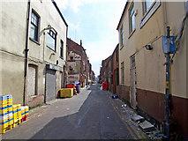 TA2711 : Henderson Street, Grimsby by David Wright