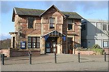 NS3881 : Balloch Tourist Information Centre by Eddie Mackinnon