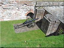 NT9953 : Berwick upon Tweed, Town Walls by David Seale