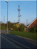 SO9689 : Mast from View Point by Gordon Griffiths