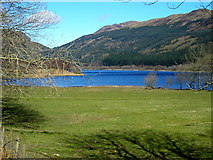 NN5810 : Loch Lubnaig by Iain Thompson