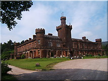 NM4099 : Kinloch Castle by John Craig