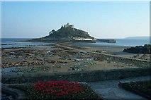 SW5129 : St Michaels Mount by M Etherington