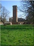 TF8825 : Water tower, Raynham Hall by Nigel Jones