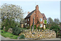 SO7890 : Little Sytch House, Shropshire by Roger  Kidd
