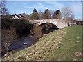 NO2553 : Bridge of Craigisla by Maigheach-gheal