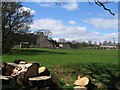 NZ0919 : Woodend Farm by Roger Smith