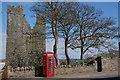 J5537 : Jordan's Castle, Ardglass (1) by Albert Bridge