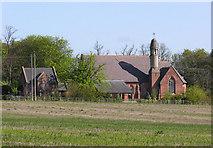 TA0231 : Haltemprice Crematorium by George Robinson