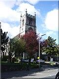 SD5193 : The Parish Church of St Thomas, Kendal by Alexander P Kapp
