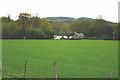 NS3683 : Auchendennan Cottages by George Rankin