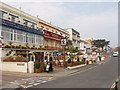 SX9265 : Hotels on Babbacombe Downs by David Hawgood