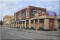 TQ3980 : Canning Town: Twilight Nitespot, Peto Street North, E16 by Nigel Cox