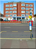 TQ2804 : Princes Marine Hotel, Kingsway by Simon Carey