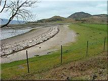 NM9459 : Inversanda Bay by Dave Fergusson