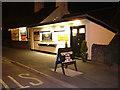 NZ0952 : Kings Restaurant Shotley Bridge (At Night) by Geoff Gill