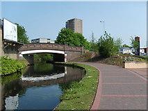 SJ9400 : Rookery Bridge by Gordon Griffiths