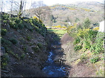 SH5848 : Beddgelert Station - what a difference a year makes! by David Stowell
